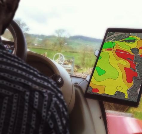 Mapas de Aplicação de Insumos